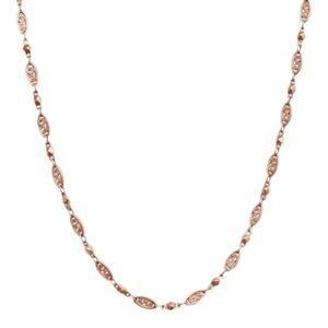 Picture of Rose Gold Natalie Chain: 16-19""